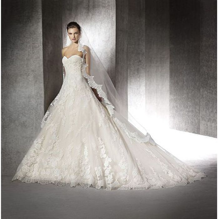 Fashionably Yours - Zurana Wedding Gown By San Patrick, please call 02-9487 4888 for pricing. (http://www.fashionably-yours.com.au/zurana_wedding_gown_by_san_patrick/)