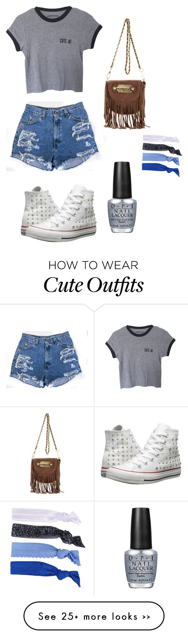 """""""Outfit A"""" by ninajosef on Polyvore"""