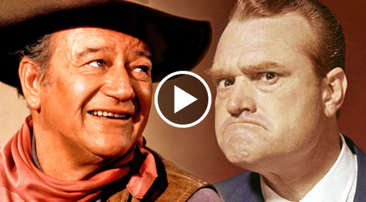 John Wayne is a legendary American icon and Red Skelton was America's funny man for almost four decades. Separate, they were really something to behold...