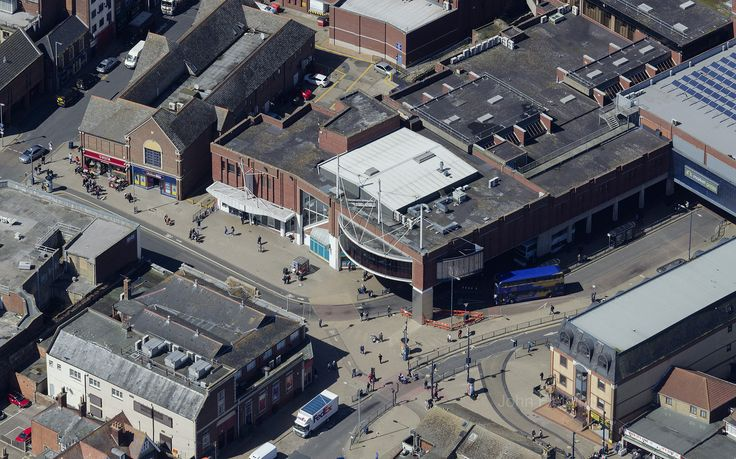 Great Yarmouth Aerial Images | by John D F