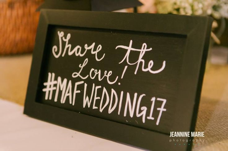 Create a hashtag for your wedding so that all of your guests can share the fun  Let Adagio entertain your big day: https://www.adagiodj.com/  #hashtag #weddinghashtag #dance #weddingdance #reception #weddingreception #wedding #adagiodjay #saintpauldj #dj  Photo Credit: Jeannine Marie Photography http://www.jeanninemarie.com/