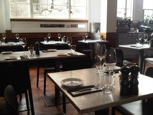 2012 Seafood Restaurant of the Year, Cafe Fish is a smart venue in Stockbridge