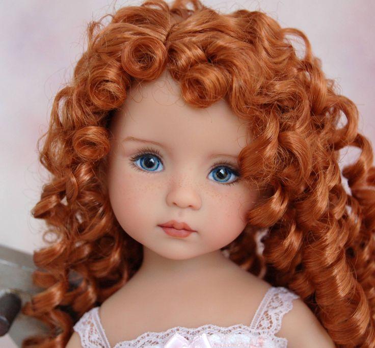 Dianna Effner .. Kuwahi dolls