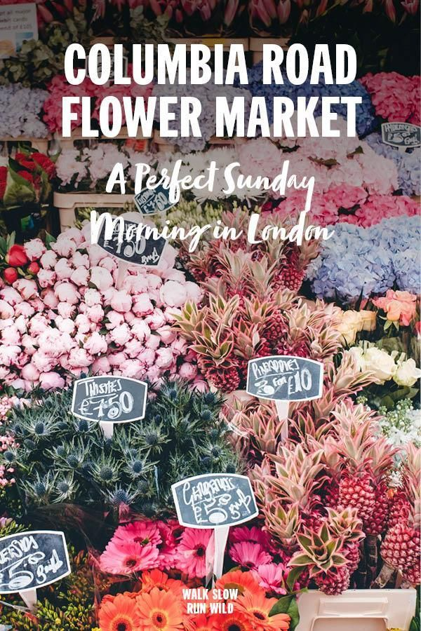 London S Columbia Road Flower Market Everything You Need To Know Columbia Road Flower Market Flower Market Columbia Road