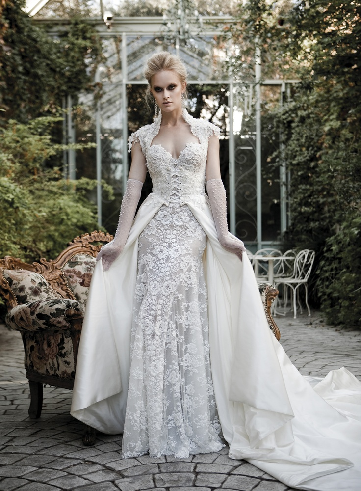 Wedding Dress By Galia Lahav From Collection 2010 Special