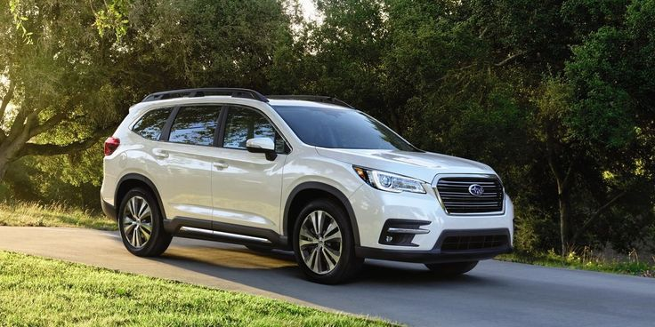 the upcoming 2021 subaru ascent is the excellent looking