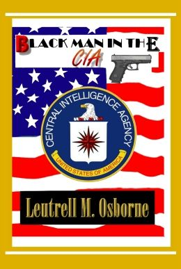 front cover of Black Man in the CIA