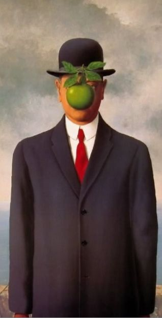 Magritte, Son of Man