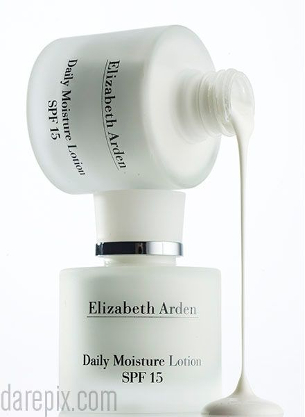 This shoot for Elizabeth Arden, with Draft FCB, in 2006 is still one of my favourites, as we caught this drop of moisturiser as it fell, no retouching needed at all. I took several frames, and it was amazing to see that we got the perfect shot on screen immediately.