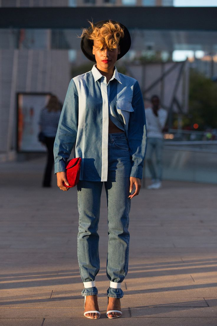 70 Next-Level NYFW Street-Style Snaps +#refinery29