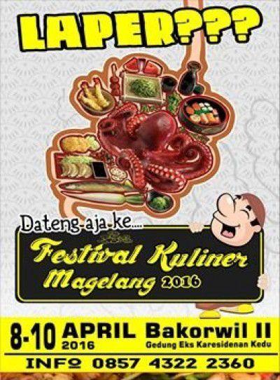 Festival Kuliner Magelang