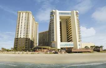 Enjoyed this Hilton in North Myrtle Beach