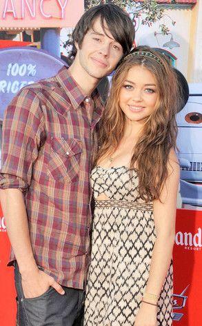 sarah hyland boyfriend | Modern Family Star Sarah Hyland's Boyfriend Matt Prokop Robbed in Las ...