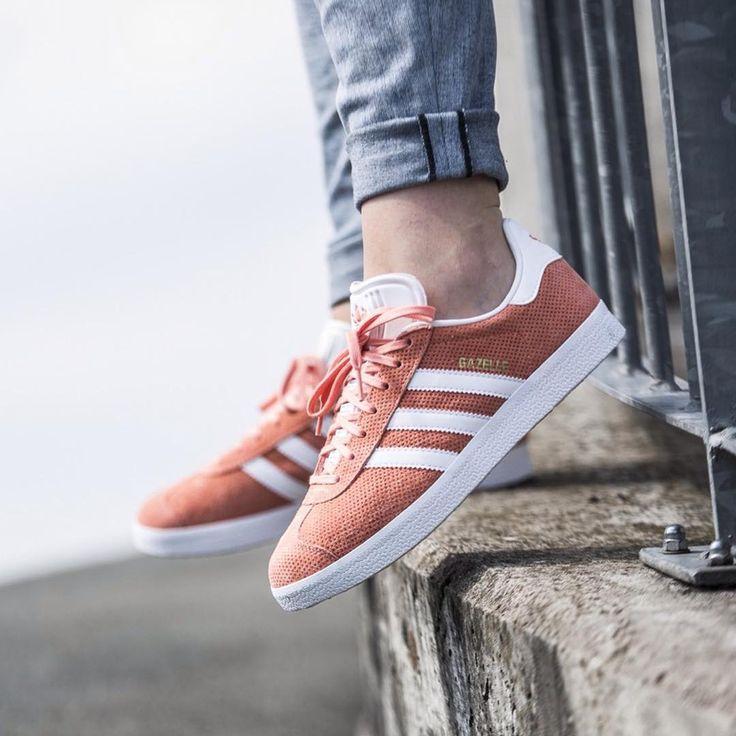 Sneakers femme - Adidas Gazelle OG ©43einhalb