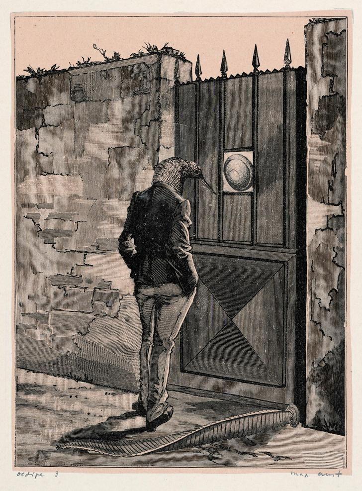 "Интересное и забытое - быт и курьезы прошлых эпох. - Max Ernst(Макс Эрнст). A Week of Kindness-Une semaine de bonté- ""Неделя добра"""