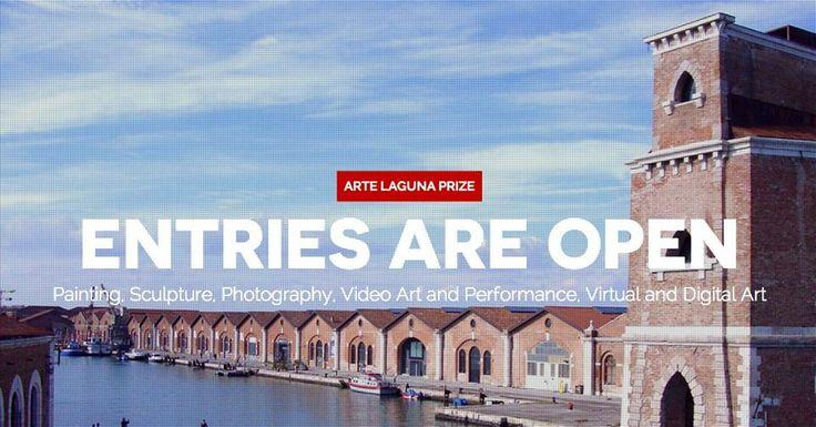 OPPORTUNITA' DEL GIORNO - Iscrizioni aperte per la nona edizione del Premio Arte Laguna, il contest internazionale che espone le opere dei finalisti nei prestigiosi spazi dell'Arsenale di Venezia.   Info: www.premioartelaguna.it