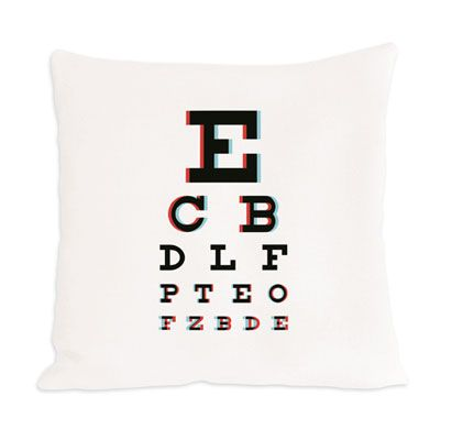 3D Pillows - awesome!