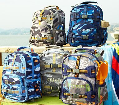 PB Kids has backpacks on sale for $ 17.99  & up (all sizes) plus FREE SHIPPING ... now which one should I get?