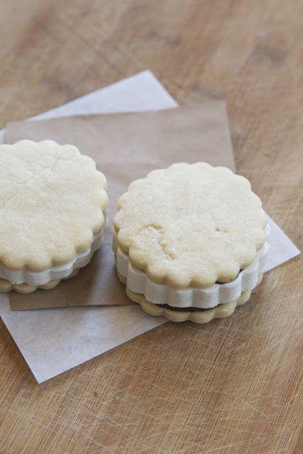 Coconut Ice Cream Sandwiches | Frozen Treats | Pinterest