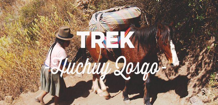 Voyage Perou - Le trek de Huchuy Qosqo, un des nombreux treks alternatifs au Inca trail pour rejoindre le Machu Picchu. A faire lors de votre voyage au pérou!