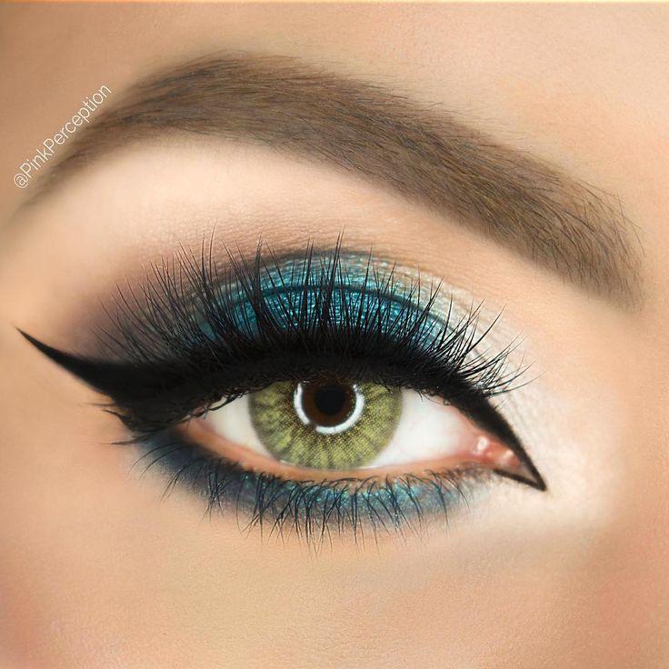 GORGEOUS Eye Makeup by MUA ANNA ♡♥♡♥♡♥ #makeup #EyeMakeup #Instagram