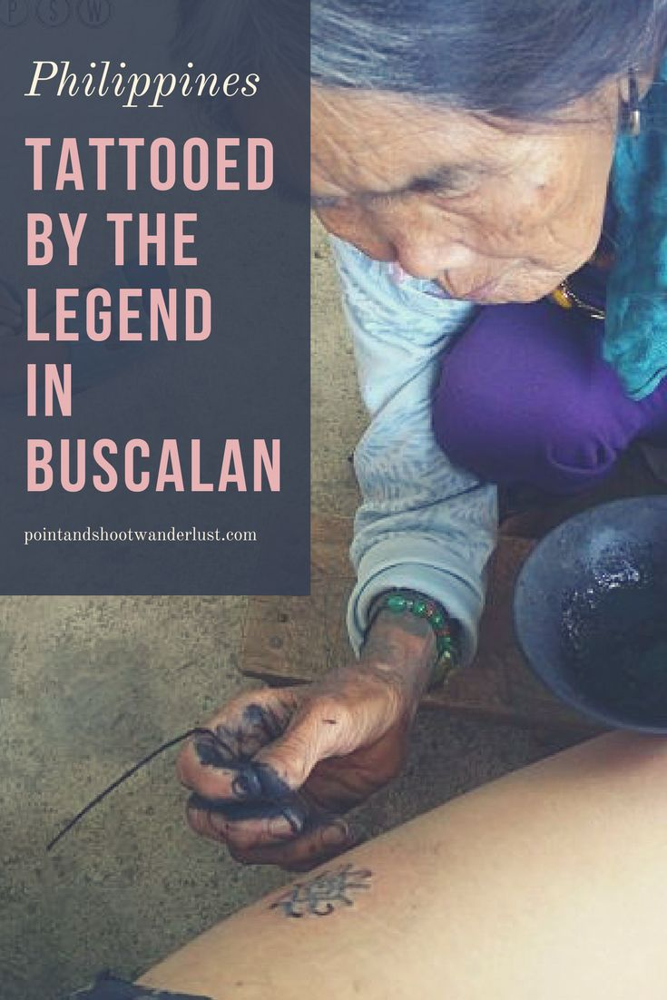 Travel story: that time when I got a traditional tattoo from the legendary Apo Whang-od in the remote village of Buscalan, Kalinga, Philippines | Philippines places to visit | Philippines Bucket list | Pilipinas | Philippines tattoo | Philippines itinerary | Philippines Luzon | Philippines things to do | Philippines adventure | Philippines travel | #Philippines #SoutheastAsia #tattoo #travel