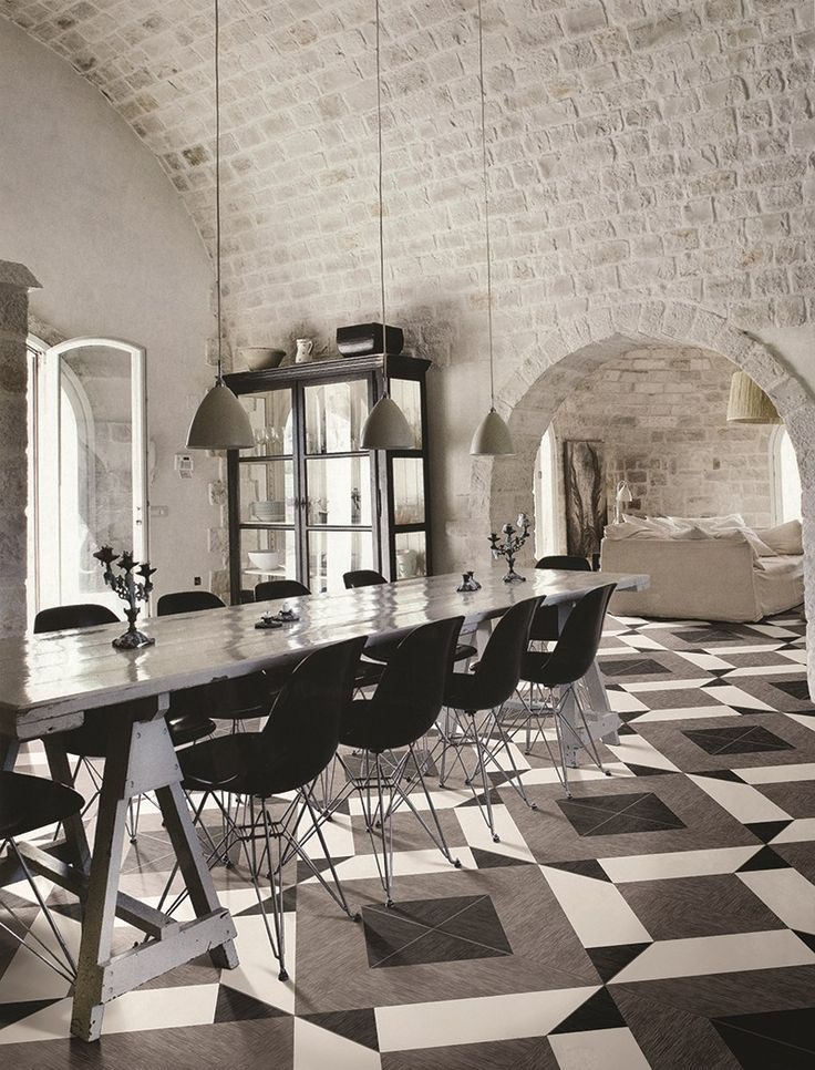 Porcelain stoneware wall/floor tiles GIO' by Unica by @unicabytarget