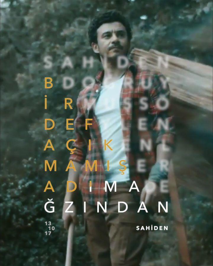 3 3 Sahiden Dogruymus Soylenenler De Bir Defa Cikmamis Adim Agzindan Sahiden Sahiden Bhfc Buray 1siseask Posterserie Poster Movie Posters Movies