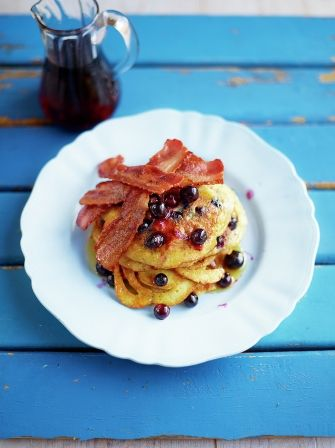 Berry Good Pancakes | Fruit Recipes | Jamie Oliver