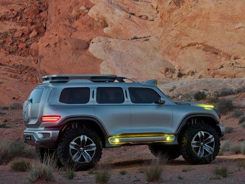 #Mercedes #Benz Ener G Force #Concept (by upcomingvehiclesx)