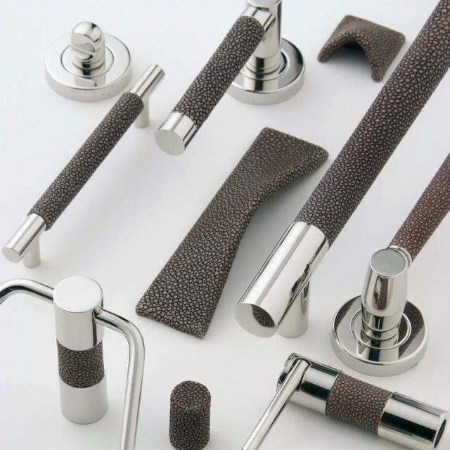 Turnstyle Designs Shagreen Hardware Collection, http://www.turnstyledesigns.com
