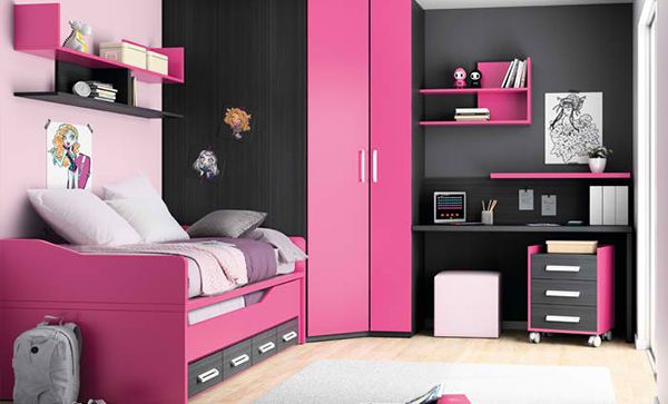 Grow with Your Bedrooms with the Kibuc Bedrooms for Infants to Teens