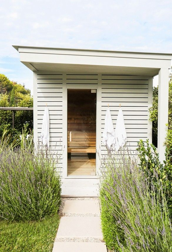 Tour an Interior Designer's Ultra-Cool Malibu Farmhouse via @mydomaine. Shop - https://plantsinabox.com.au/search?q=lavender