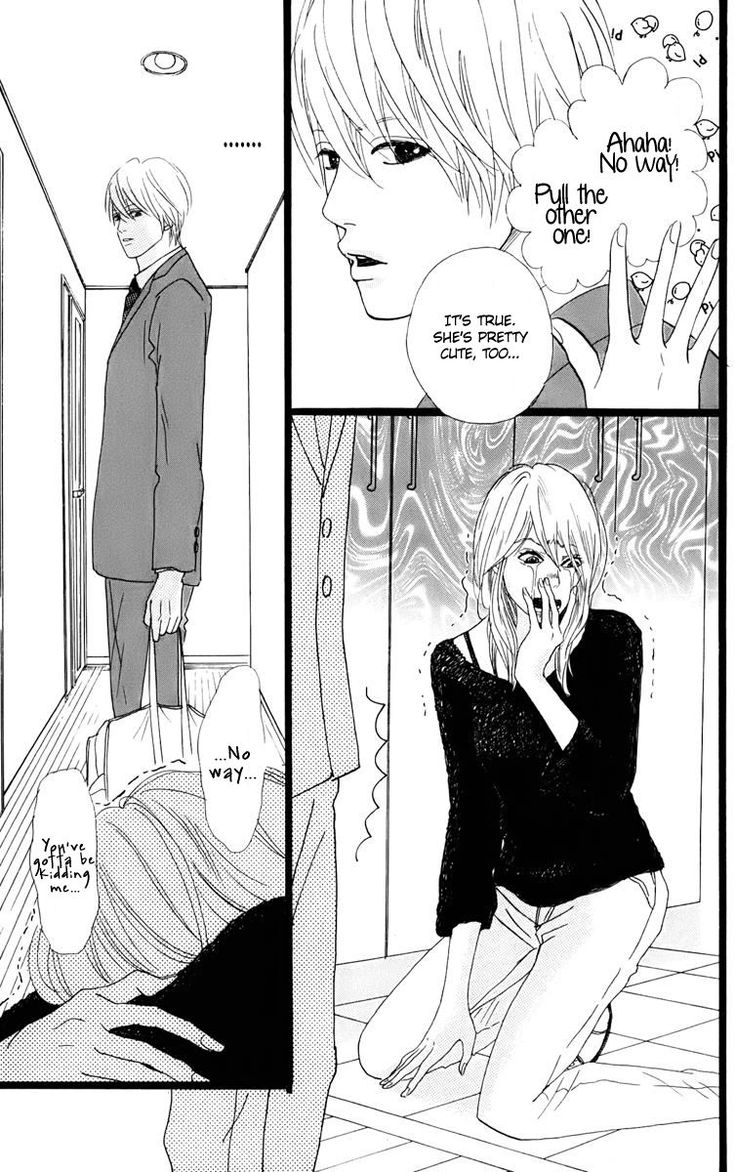 Ore Monogatari!! 2.1 Page 19 My love story, Love story