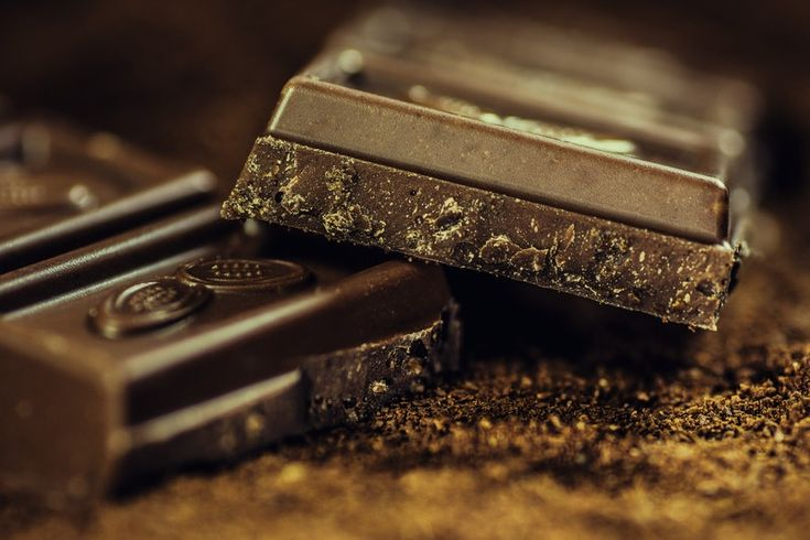 So, tell me, mum: IS chocolate good for me?