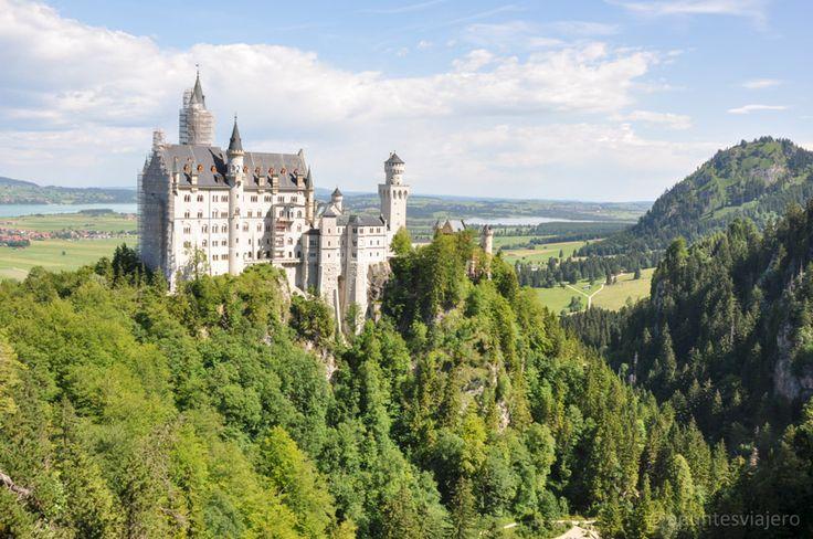 Castillo de Neuschwanstein - Baviera - Alemania