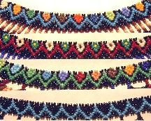 Saraguro Band Pattern