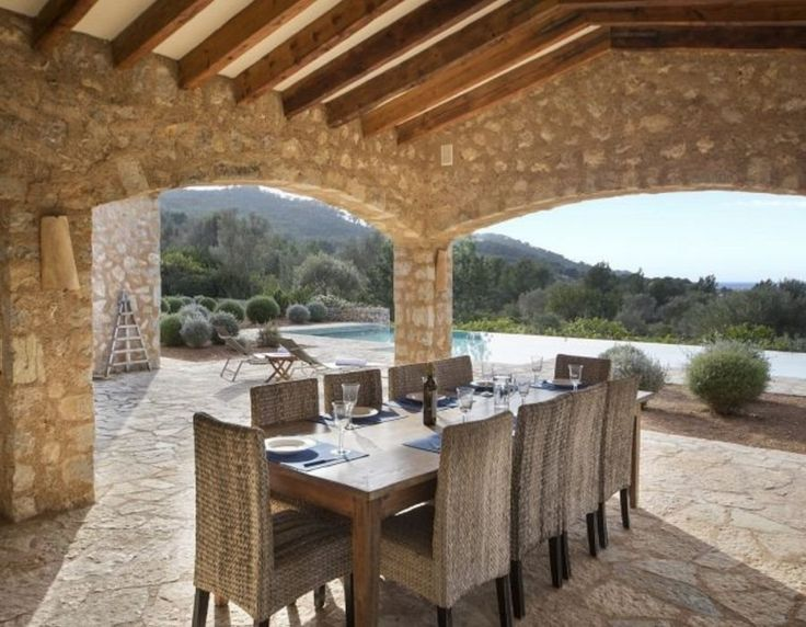 Mallorca'da Muhteşem Konak