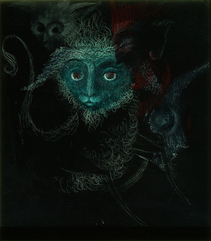 Animales, 1958. – Remedios Varo