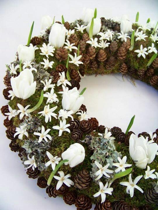 #Inspiratie #Decoratie #Wreaths #Kransen #DIY #Spring  #MazzWoonaccessoires