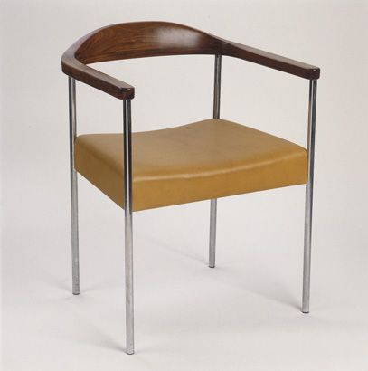 Robin Day, 1915 - 2010    41 Chair, 1962, Manufactured by S. Hille & Co. Ltd. Courtesy of Target Gallery, London