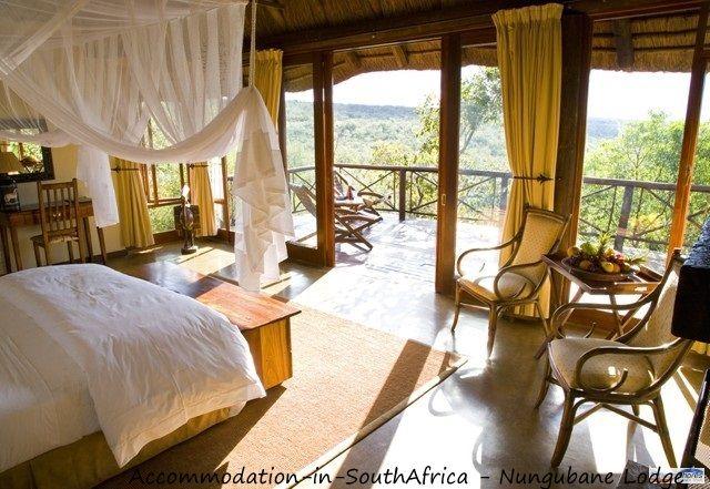 Vaalwater accommodation.Beautiful accommodation at Nungubane Lodge.