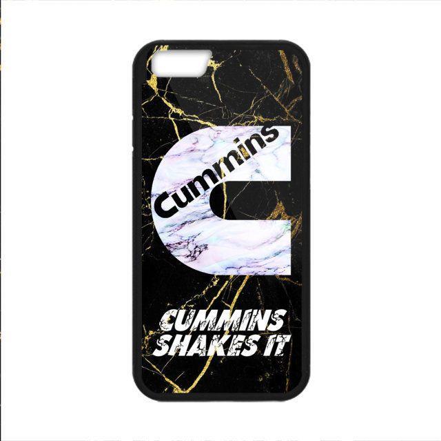 BEST Cummins Logo Gold Marble Print On Hard Plastic CASE COVER For iPhone 6/6s 7 #UnbrandedGeneric #Cheap #New #Best #Seller #Design #Custom #Case #iPhone #Gift #Birthday #Anniversary #Friend #Graduation #Family #Hot #Limited #Elegant #Luxury #Sport