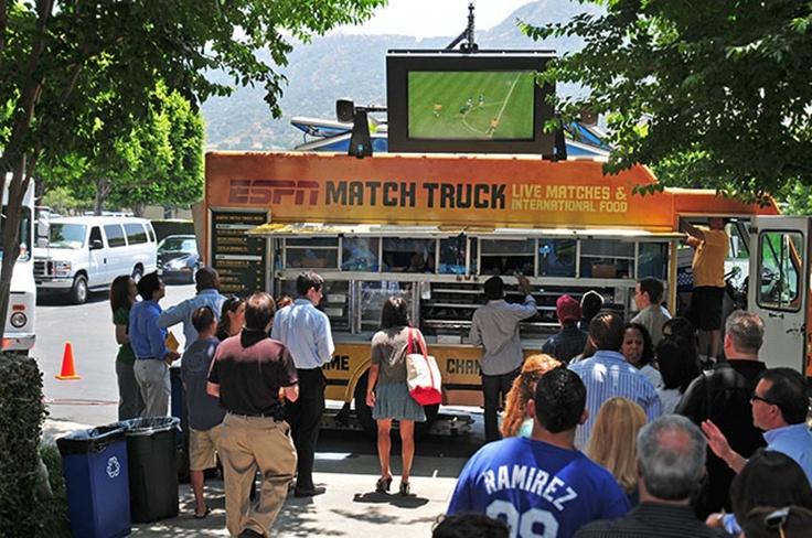 Experiential Food Trucks