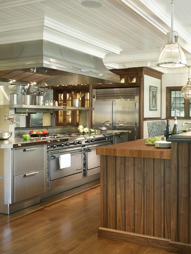 Cottage | Kitchens | Peter Ross Salerno : Designer Portfolio : HGTV - Home & Garden Television