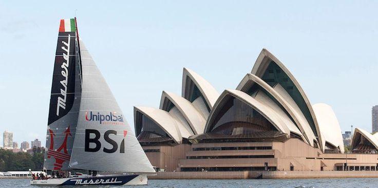 Rolex Sydney-Hobart Yacht Race