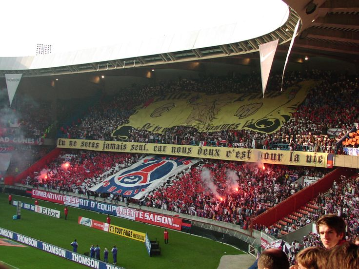 PSG-OL 2003/2004