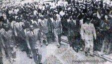 Günün Nostaljisi... Yıl 1957... Halit Kıvanç'ın Zonguldak haberi... |