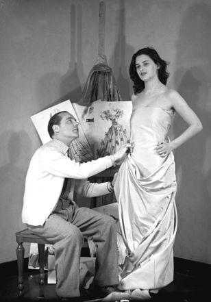 Lucia Bosè, Miss Italia 1948.    Coco e l'Istrione