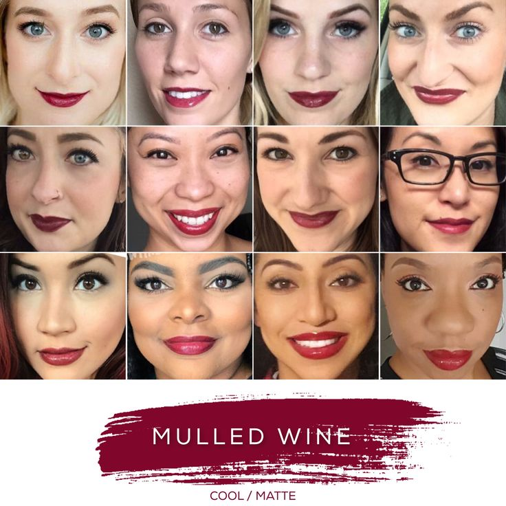 LipSense in Mulled Wine - Distributor # 242192, *Click on image to order
